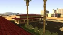 ЖД вокзал Las Venturas v1.0 для GTA San Andreas