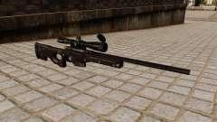 Снайперская винтовка AI Arctic Warfare Magnum