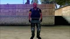Сэм из Far Cry 3 для GTA San Andreas
