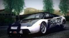 Lamborghini Murciélago Police 2005