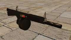Автоматическое ружьё AA-12 с глушителем