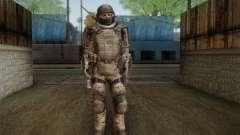 COD MW3 Heavy Commando для GTA San Andreas