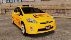 Toyota Prius 2011 Adelaide Taxi для GTA 4