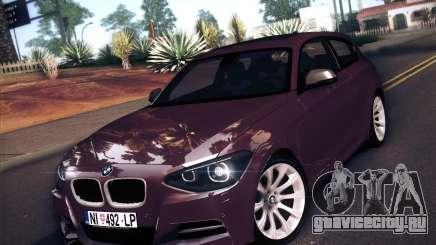 BMW M135i для GTA San Andreas