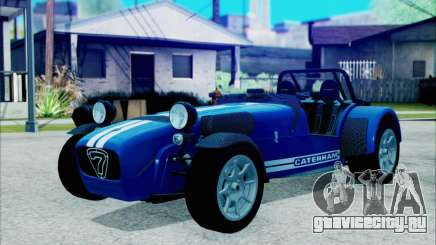 Caterham R500 Superlight 2008 для GTA San Andreas
