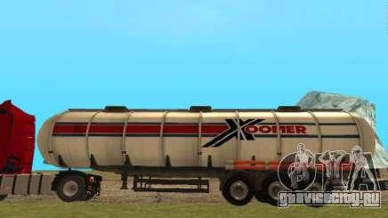 Цистерна Xoomer для GTA San Andreas