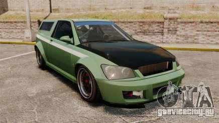 Sultan RS CT для GTA 4