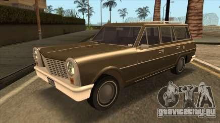 Perennial HD from GTA 3 для GTA San Andreas