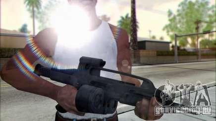 XM8 Para Drum Mag для GTA San Andreas