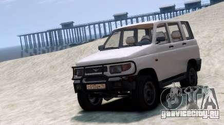 УАЗ 3160 для GTA 4