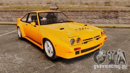 Opel Manta для GTA 4