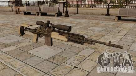 Снайперская винтовка M14 для GTA 4
