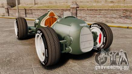Auto Union Type C 1936 для GTA 4