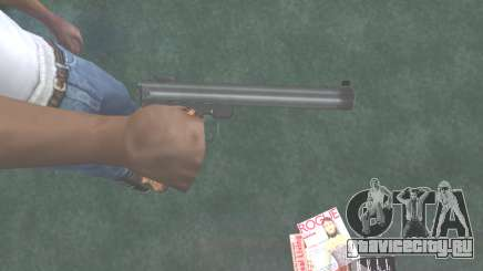 Ruger .22 для GTA San Andreas