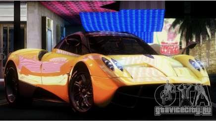 Pagani Huayra 2013 для GTA San Andreas