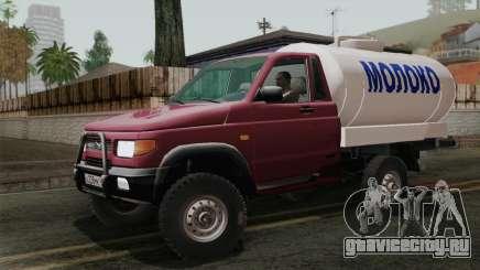УАЗ 2360 Молоко для GTA San Andreas