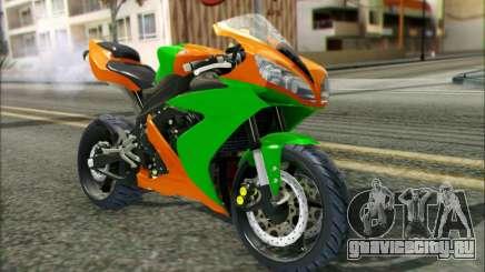 Yamaha R15 для GTA San Andreas