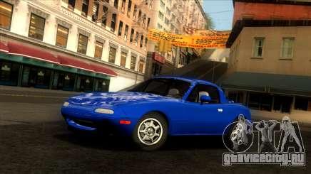Mazda MX-5 Miata (NA) 1989 для GTA San Andreas