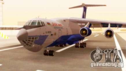 Ил-76ТД Silk Way для GTA San Andreas