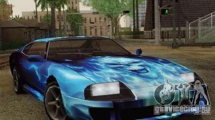 Покрасочная работа для Jester для GTA San Andreas