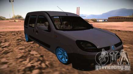 Renault Kangoo 2005 v1.0 TMC для GTA San Andreas