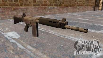 Автоматическая винтовка FN FAL для GTA 4