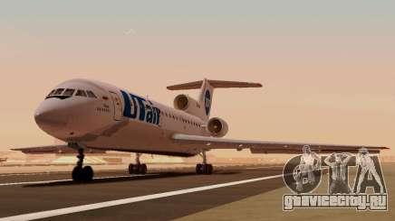 Як-42Д UTair для GTA San Andreas