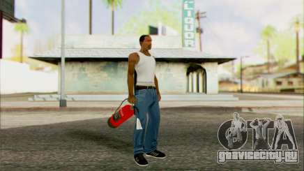 Новый огнетушитель 2 для GTA San Andreas