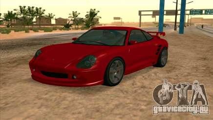 Comet GTA V для GTA San Andreas