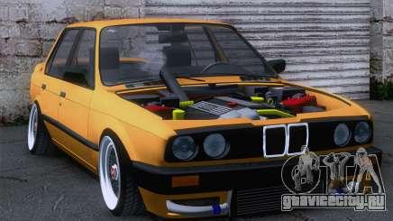 BMW E30 325i для GTA San Andreas