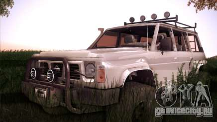 Nissan Patrol GR 1991 для GTA San Andreas