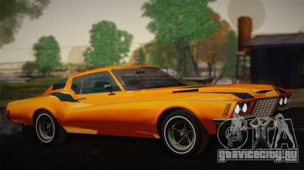 Buick Riviera 1972 Carbine Version для GTA San Andreas