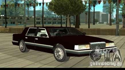 Willard HD (Dodge dynasty) для GTA San Andreas