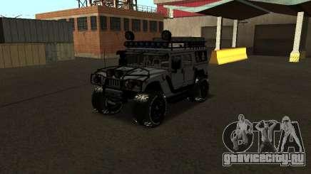 Hummer H1 Offroad для GTA San Andreas