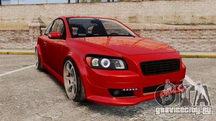 Volvo C30 T5 2009 для GTA 4