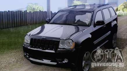 Jeep Cherokee SRT8 для GTA San Andreas