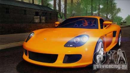 Porsche Carrera GT для GTA San Andreas