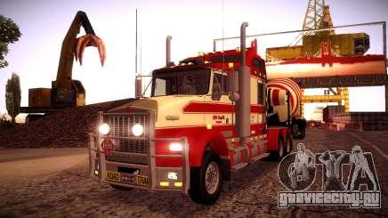 Kenworth RoadTrain T800 для GTA San Andreas