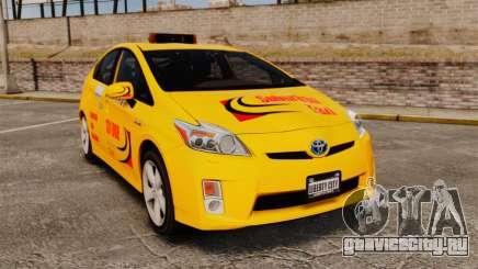 Toyota Prius 2011 Adelaide Taxi для GTA 4