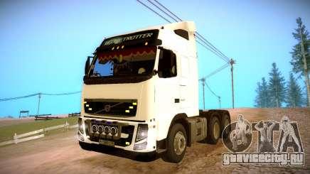 Volvo FH16 (Roadtrain) для GTA San Andreas