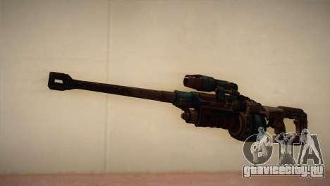 Снайперская Винтовка из Bulletstorm для GTA San Andreas