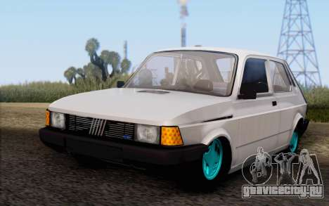 Fiat 147 Spazio-TR для GTA San Andreas