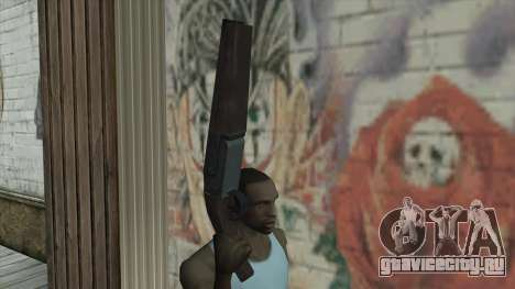 Новый Sawnoff для GTA San Andreas третий скриншот