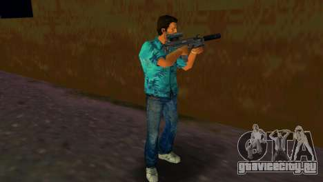 PM-98 Glauberite для GTA Vice City четвёртый скриншот