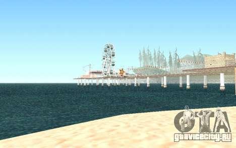 Time Control для GTA San Andreas второй скриншот