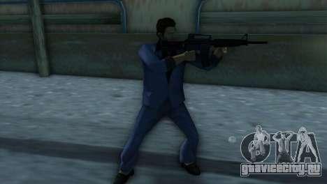 M4 из XBOX версии для GTA Vice City второй скриншот