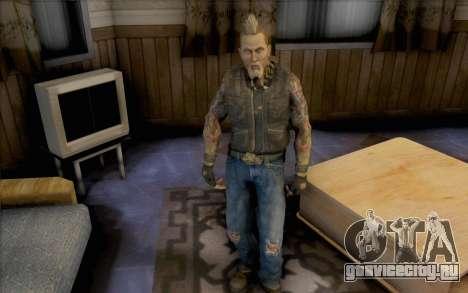 Матиас Нильсон из Mercenaries 2 для GTA San Andreas
