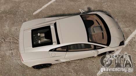 Lamborghini Gallardo 2013 v2.0 для GTA 4 вид справа