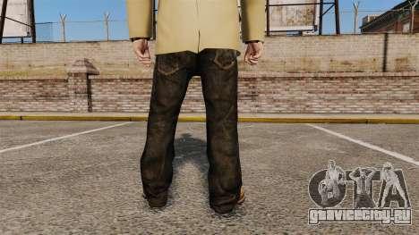 Джинсы Bernies для GTA 4 второй скриншот