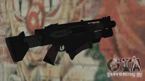 Винтовка из Timeshift для GTA San Andreas второй скриншот
